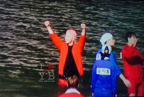 Big Bang - SBS Running Man - 25may2015 - Tae Yang - Urthesun - 03