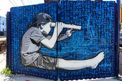 Street art Brooklyn by joe lurato