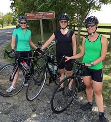 Centurions Amy, Rachel & Rachel