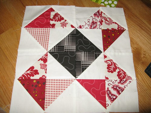 block for bag #12