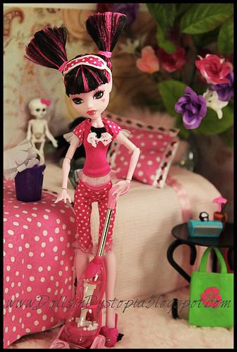 Morning Chores by DollsinDystopia
