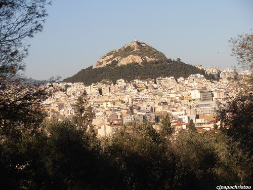Athens: Lycabettus Hill