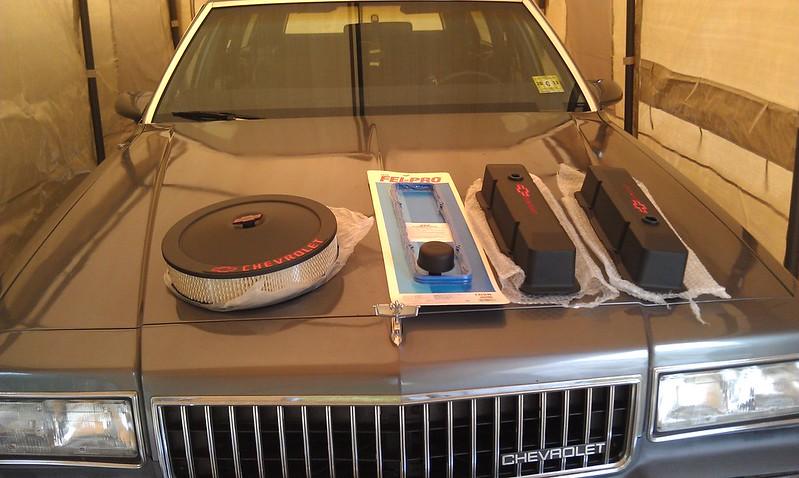 My '89 Caprice Wagon Project 8623575436_bd3056cbe8_c