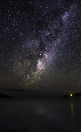 Milky Way Composite by Astronomr