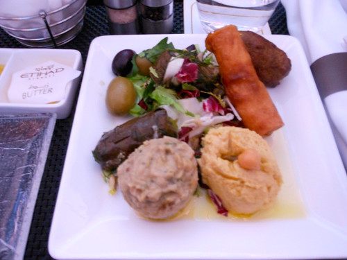 Etihad - Arabic Meal