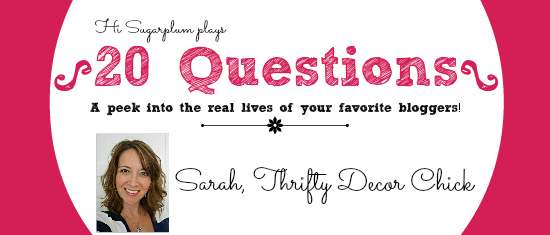20 Questions - Sarah