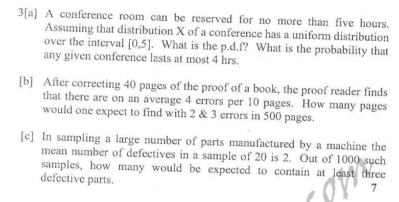 DTU Question Papers 2010 – 4 Semester - Mid Sem - BT-214