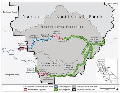 Merced River Plan - photo borrowed from nps.org