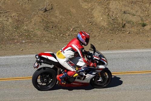 Ducati 1098R Bayliss Limited Edition