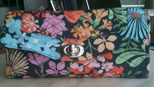Finished Necessary Clutch Wallet from Emmaline Bags
