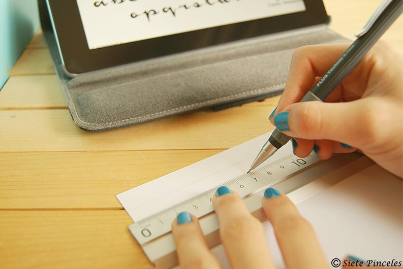 Aprender caligrafia 3_Handlettering 1