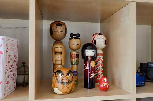 Kokeshi Dolls (Dento & Shingata)