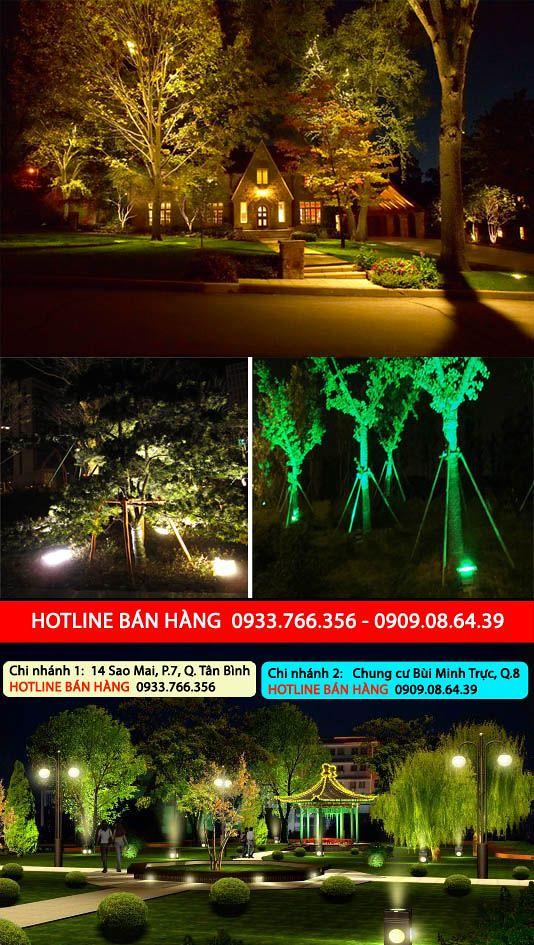 chuyên Bán đèn LED pha giá rẻ nhất 2013