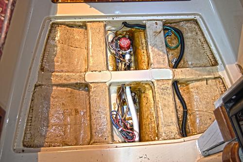 Bilge Compartment Two - Bilge Pump