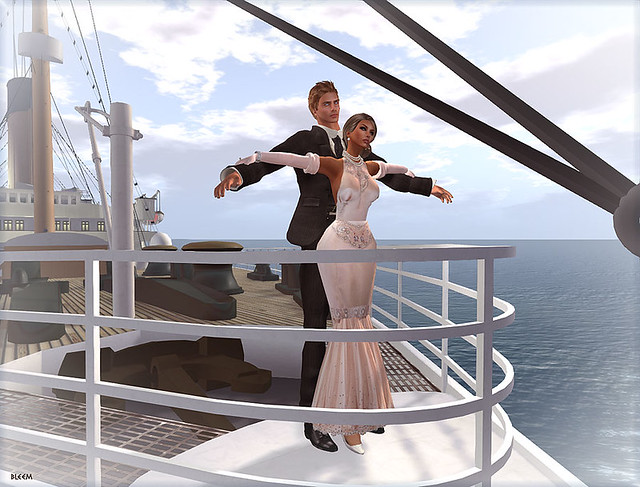 Titanic - Second Life 3
