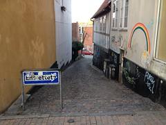 Svendborg: Narrow street
