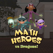 12 Fingers Studio - Math Heroes vs Dragons