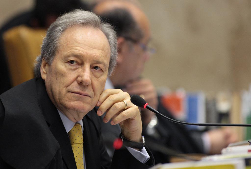 Supremo tira de Sérgio Moro delações sobre sítio de Atibaia e Instituto Lula, Ministro Ricardo Lewandowski