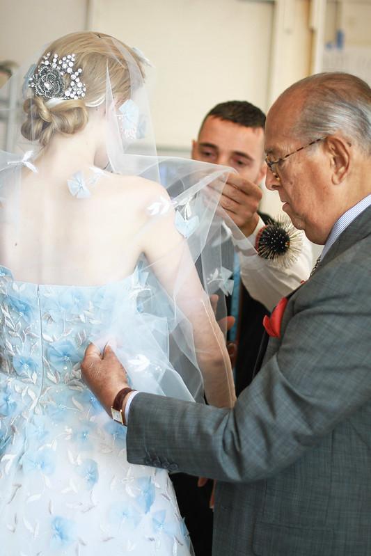 Oscar de la Renta Bridal 2014 - 70