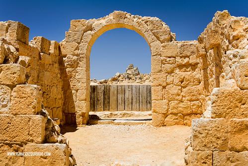 Israel - Negev Desert - Avdat 01