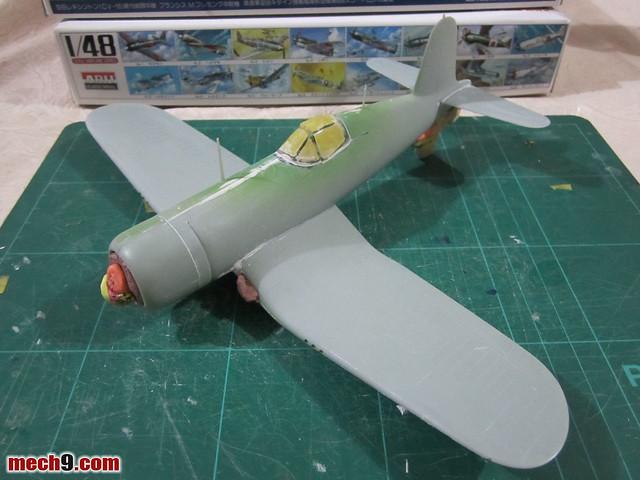 1/48 Arii F4U-1A Corsair