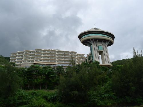 屏東楓港飛碟景觀餐廳