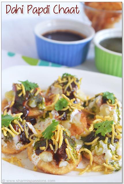 Dahi Papdi Chaat Recipe - Step1