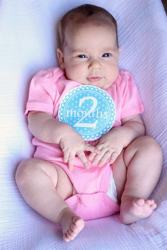 Lydia 2 Months