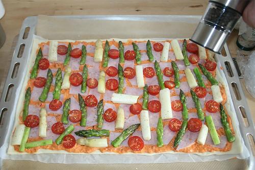 31 - Mit Pfeffer & Salz würzen / Taste with salt & pepper