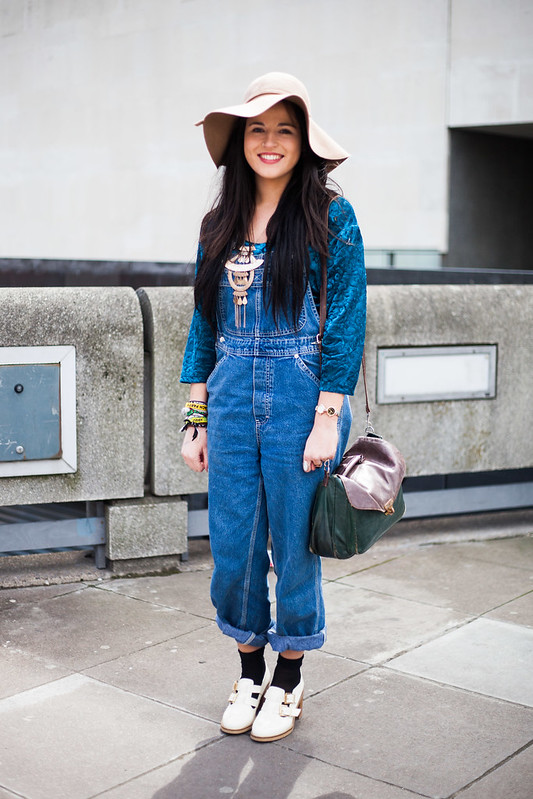 Street Style - Lindsey, Vogue Festival