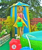 Pool Party at Retro´s... Francie is ready to have so much fun!
