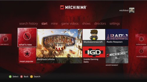 Xbox Delivers for Core Gamers with Machinima and more | Xbox Live's
