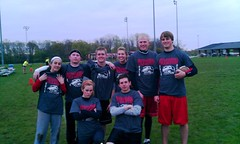 Co-Ed Recreational Flag Football | Spring 2013