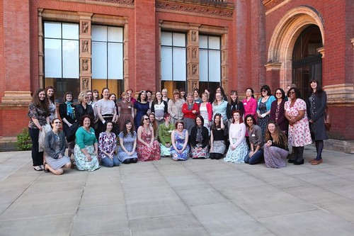 Group Photograph by Digpal Singh (V&A Meet-Up 20th April 2013)