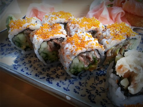 Kingston Roll at Ikki Sushi