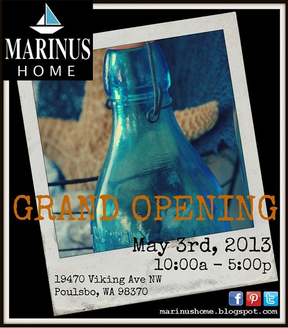 Marinus Home Grand Opening