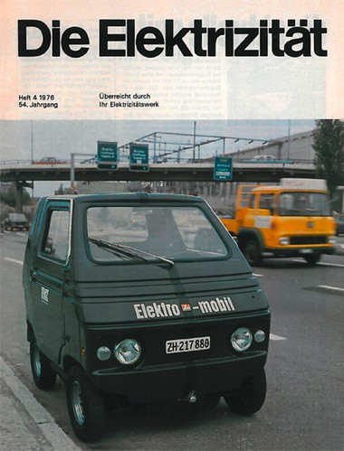 «Die Elektrizität» ab 1975