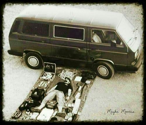 Volkswagen Camper kit