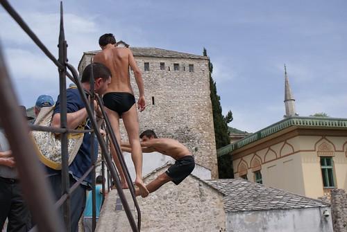 Mostar Bridge Divers