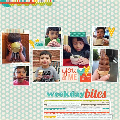 2012 Weekday Bites