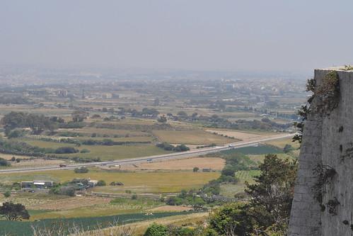 Citadel walls of Mdina