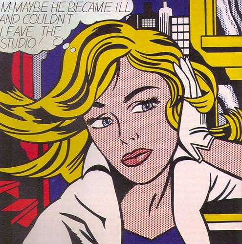 Lichtenstein @ Tate
