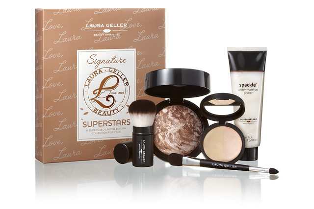 Laura Gellar Signature Superstar Collection giveaway!