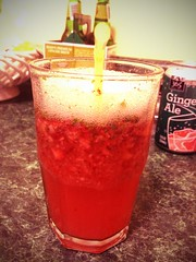 Strawberry fizzy achieved (h/t @maggie)