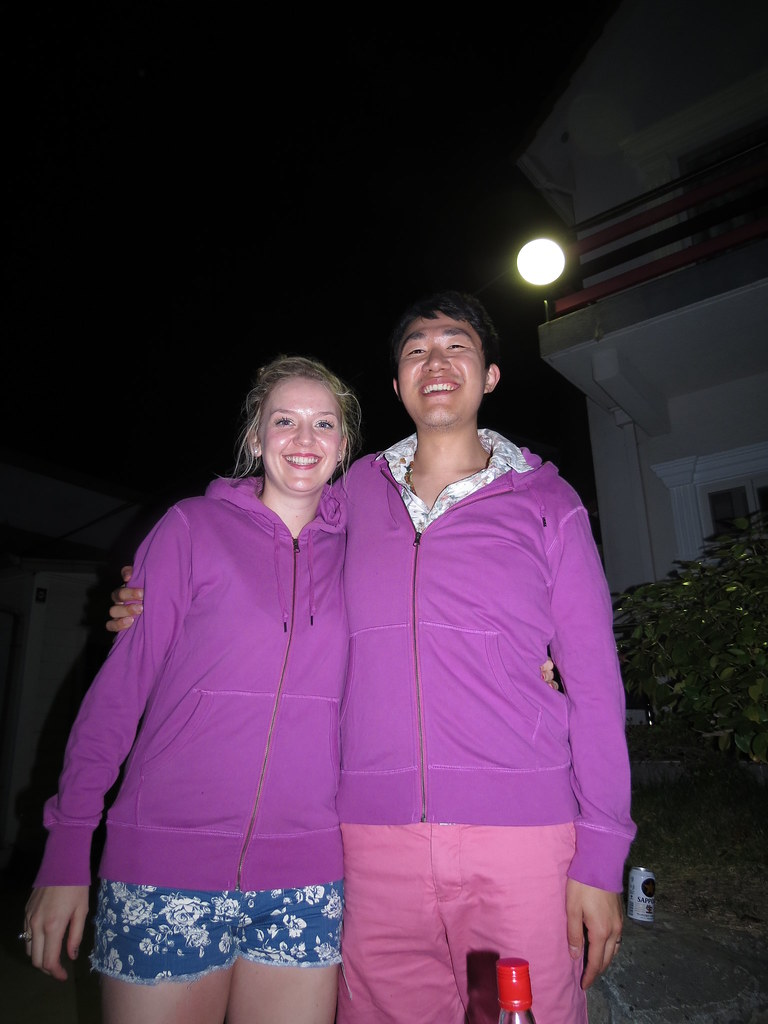 Coupling Hoodies