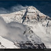 Mount Everest after snow, Tibet