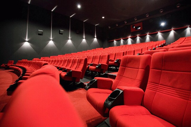 Cinema © Bartosch Salmanski