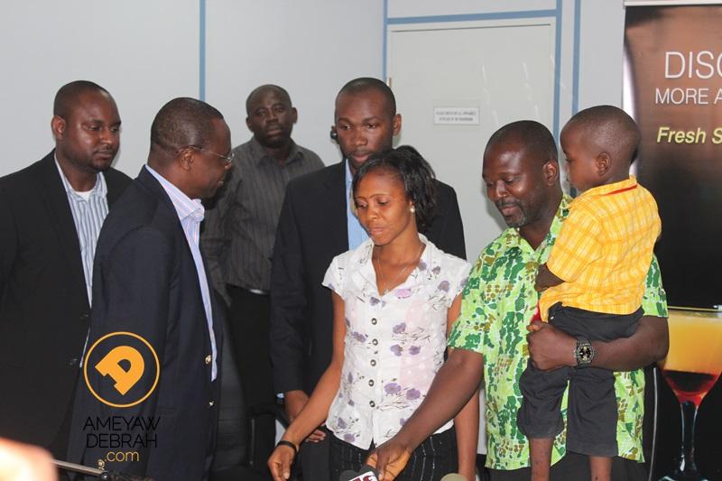 kasapreko donates to heart foundation