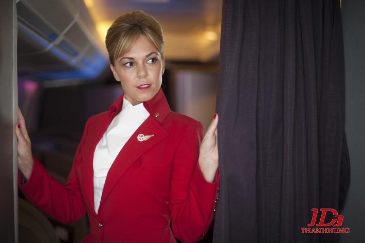 Đồng phục tiếp viên hàng không các nước, hãng ĐẸP nhất 11