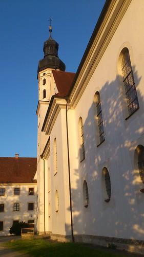 bike germany hostel europe catholic pilgrim kloster obermarchtal eurovelo